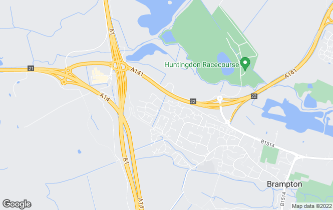 Map for Bellway Homes Ltd (Northern Home Counties)
