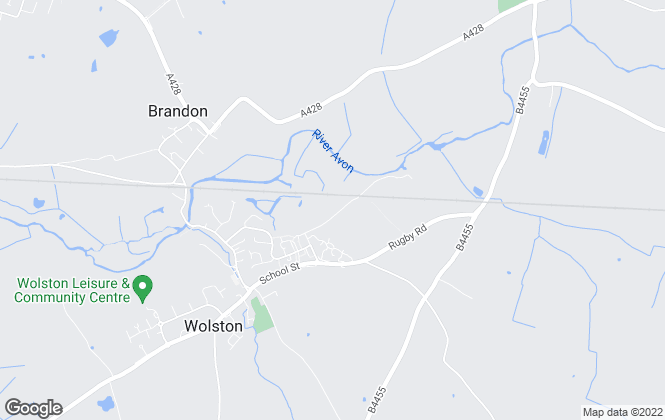 Map for Wolston Independent Estate Agents, Wolston