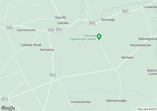 Map for Keylogues, Galbally, Co Limerick, E34 K194