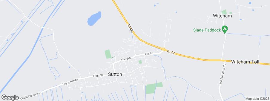 Map for Linden Homes East Midlands