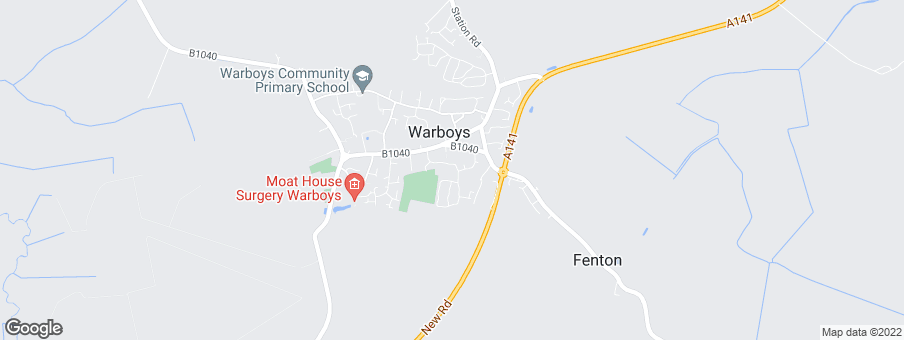 Map for Bellway Homes Ltd (Eastern Counties)