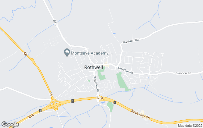 Map for Results Estate Agents Ltd , Rothwell
