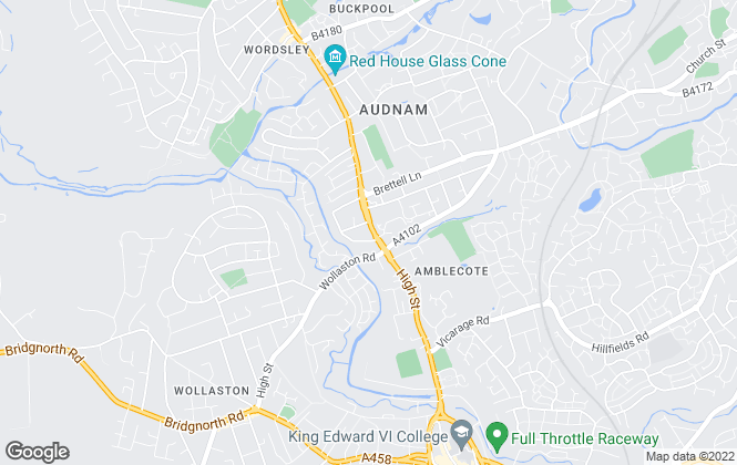 Map for Select Property Management Ltd, Amblecote - Lettings