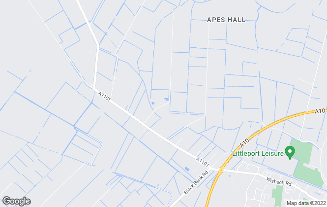 Map for Paragon Land & Estates Ltd, Littleport