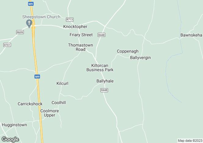 Map for 2 Chestnut Drive, Brookfield, Ballyhale, Co Kilkenny, R95 K372