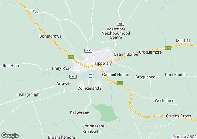 Map for Link Road, Tipperary, Co Tipperary