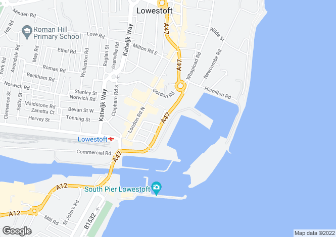 Map for Battery Green Road,