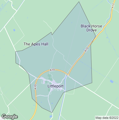 Map of property in Littleport
