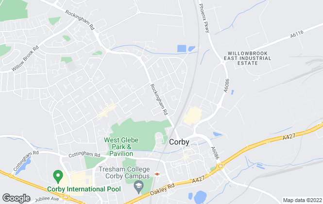 Map for Right 1 Ltd, Corby