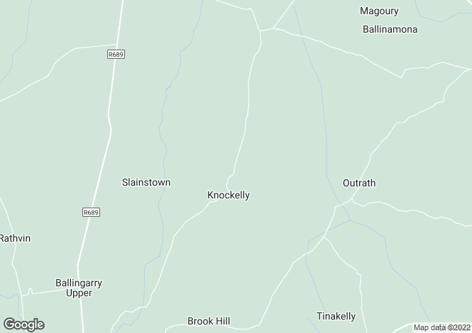 Map for Knockelly, Fethard, Tipperary