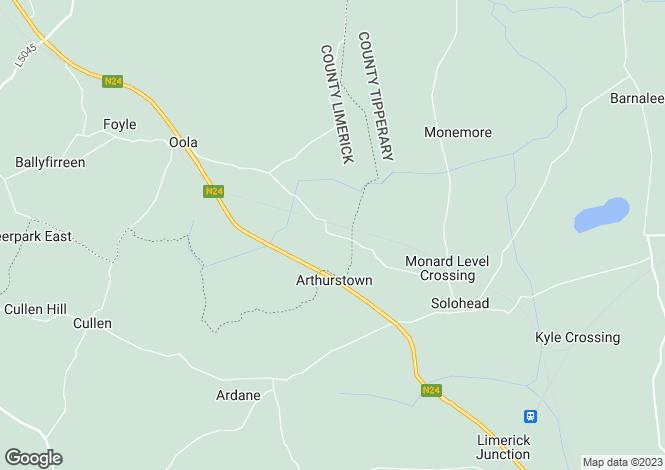 Map for Boherdotia, Oola, Co Limerick, E34 FE00