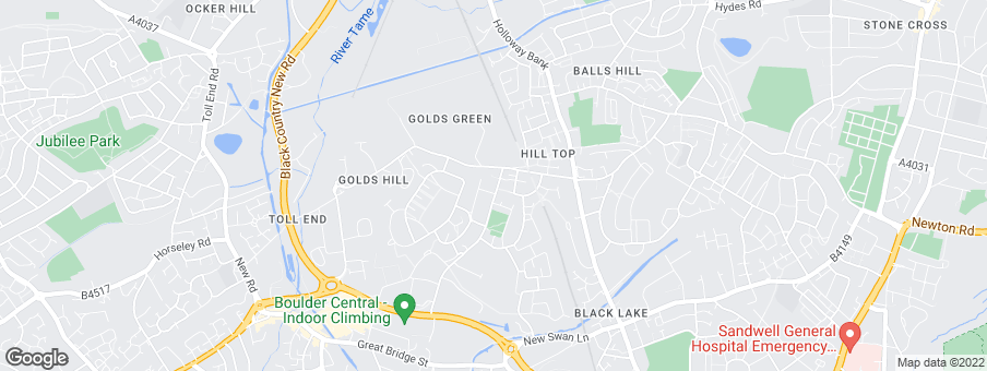 Map for Lovell