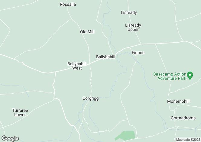 Map for Ballyhahill, Limerick