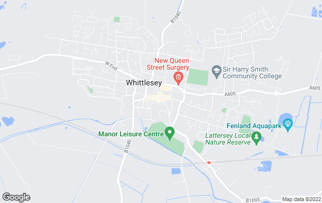 Map for Burton & Co Independent Estate Agents Ltd, Whittlesey