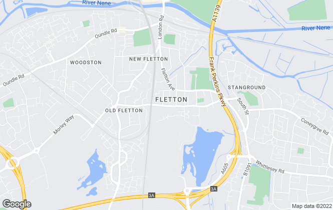 Map for William H. Brown - Lettings, Fletton Lettings