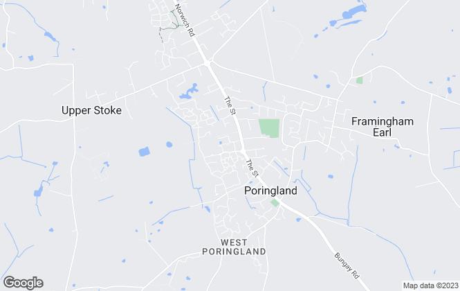 Map for Winkworth, Poringland