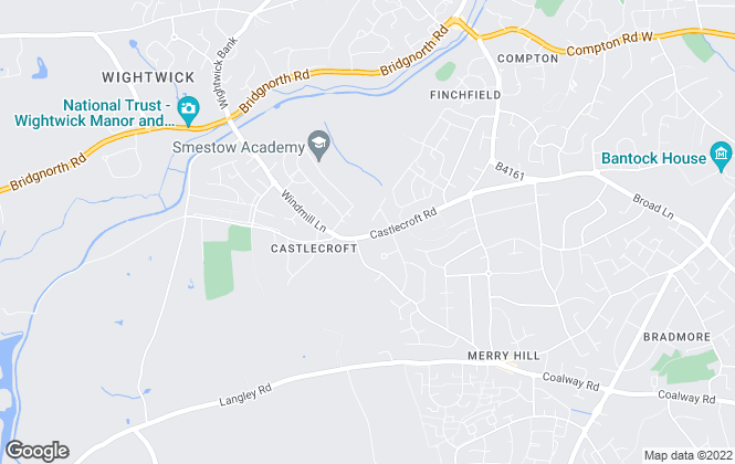 Map for Homepoint Estate Agents Ltd, Wolverhampton - Lettings