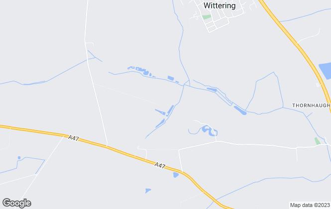 Map for Norton Rickett, Peterborough