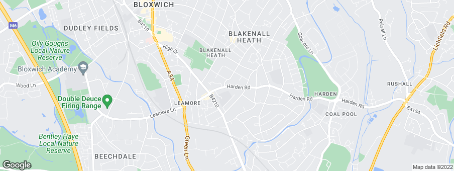 Map for Keepmoat