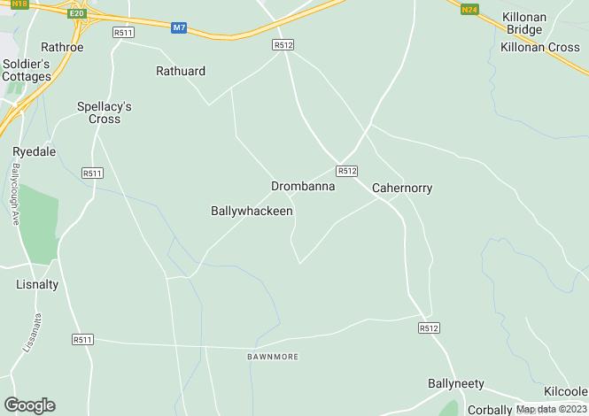 Map for Site @, Drombanna, Limerick