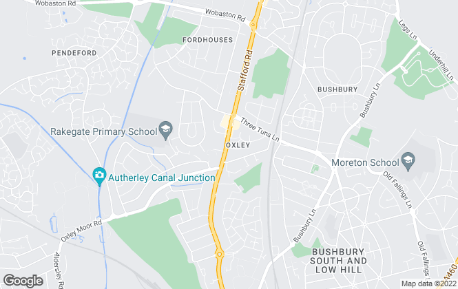 Map for Let me Direct , Wolverhampton