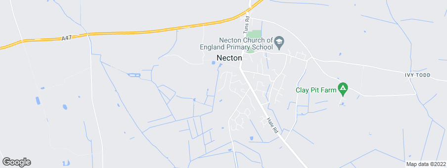 Map for Necton Management Ltd