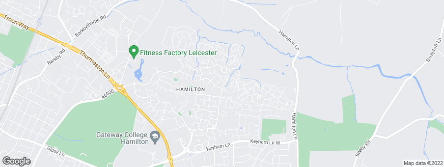 Map for Redrow Homes