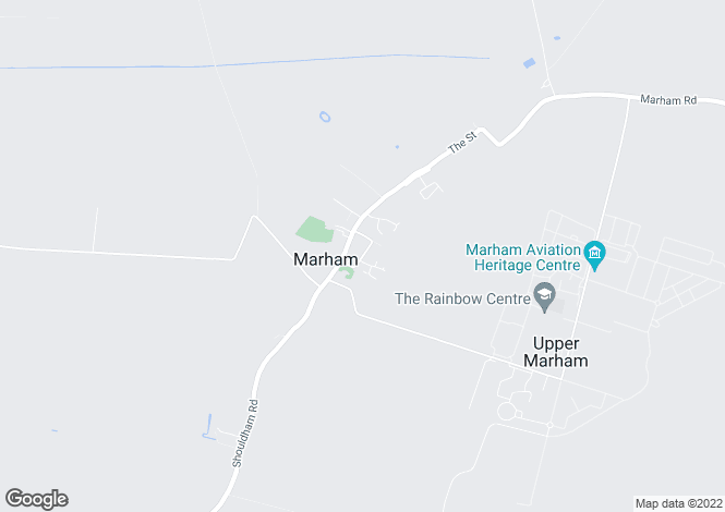 Map for Marham