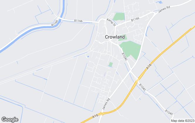 Map for Ashwood Homes