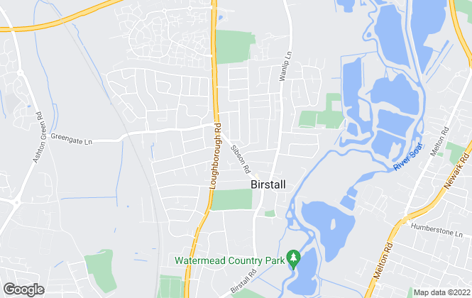Map for Spencers Estate Agency, Birstall