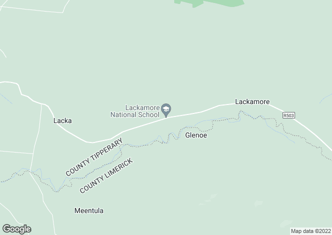 Map for Lackamore, Newport, Tipperary