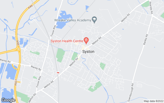 Map for A & S Nest Estate Agents, Syston - Sales