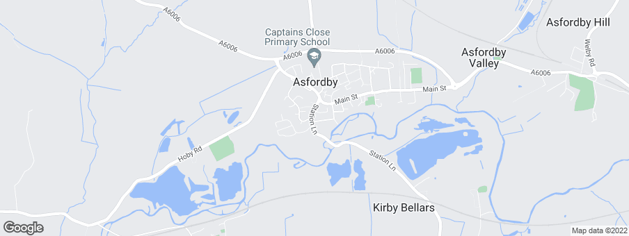 Map for Jelson Homes Ltd