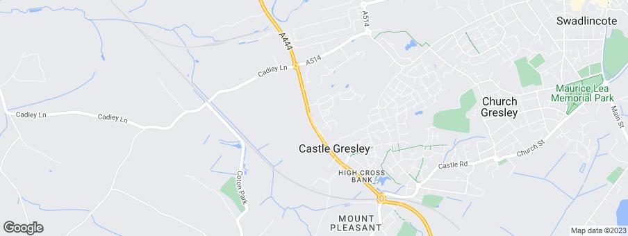 Map for St Modwen Homes