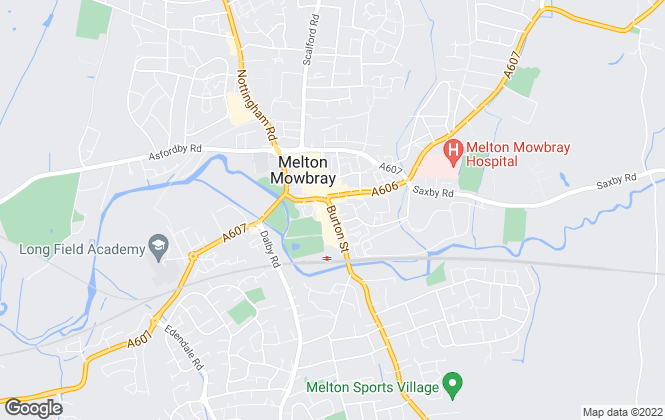 Map for Melton Premier Estate Agency Ltd, Melton Mowbray