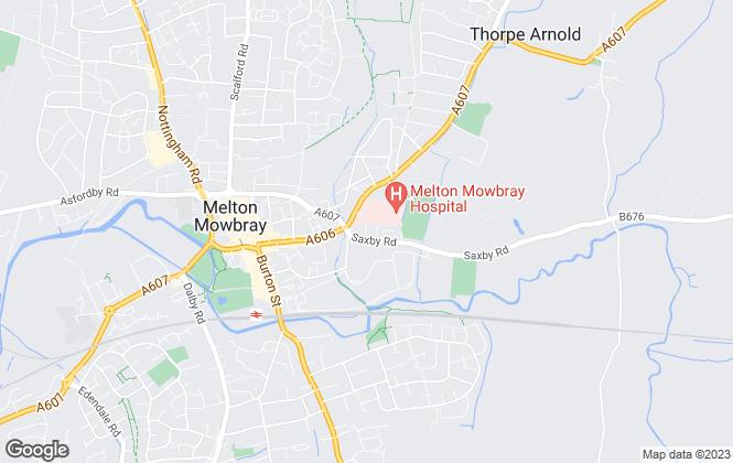 Map for Melton Premier Estate Agency Ltd, Melton Mowbray