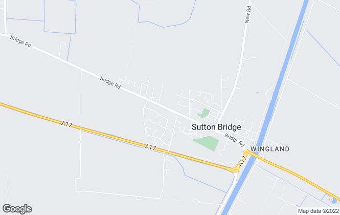 Map for Phoenix, Sutton Bridge