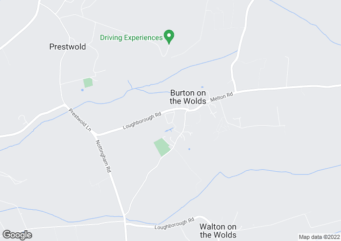 Map for Springfield Close, Burton on the Wolds, LE12 5AN