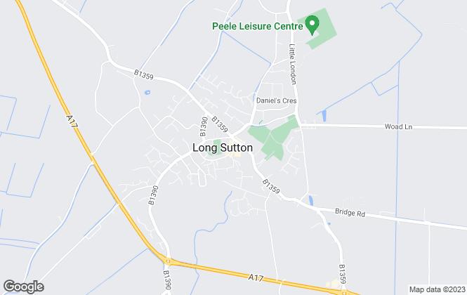 Map for Fenland Estates Ltd, Long Sutton