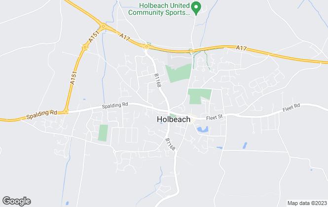 Map for Pygott & Crone, Holbeach