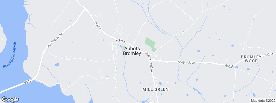 Map for Walton Homes Limited