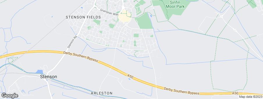 Map for Davidsons Developments Ltd