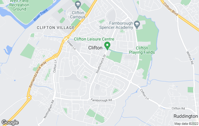 Map for Bairstow Eves, Clifton