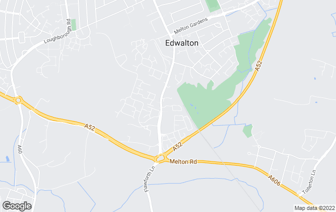Map for Bellway Homes (East Midlands)
