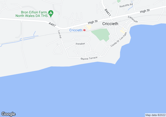 Map for 2668