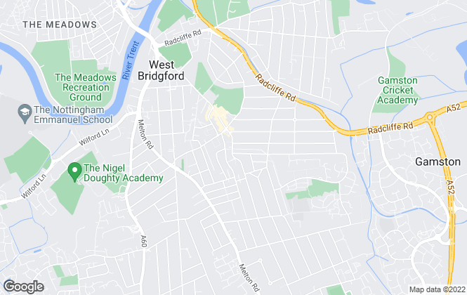 Map for Landlord Direct, West Bridgford