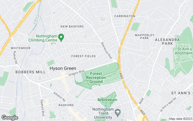 Map for Multi-Let UK, Head Office
