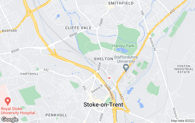 Map for Click Dealer Limited, Stoke-On-Trent