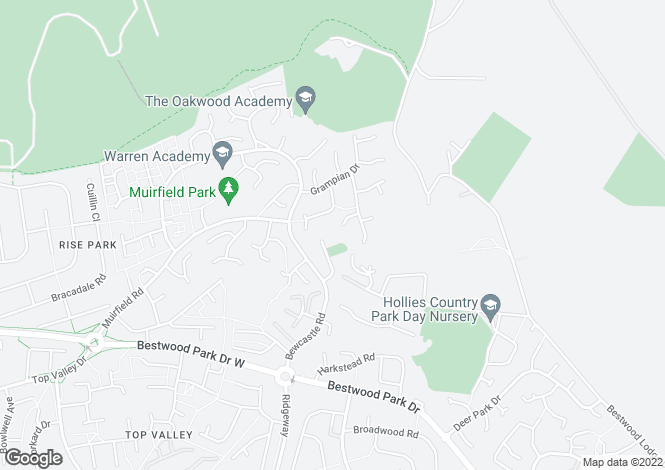 Map for St Emmanuel View, Warren Hill