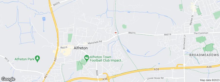 Map for Wheeldon Brothers Ltd